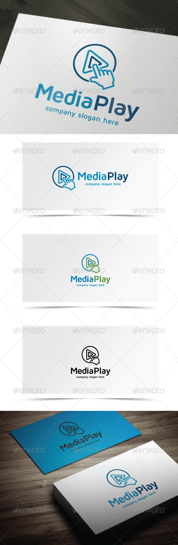 GraphicRiver Media Play 7362192