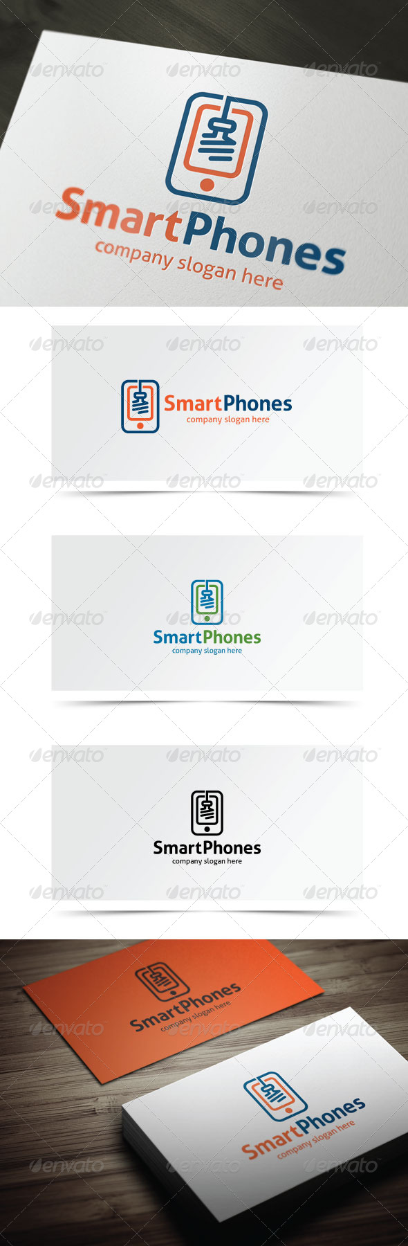 GraphicRiver Smart Phones 7362218
