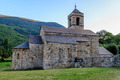 Romanesque church of  Sant Feliu Barruera, Catalonia - PhotoDune Item for Sale
