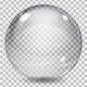 Transparent Glass Sphere - GraphicRiver Item for Sale