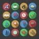 Navigation Icon Set - GraphicRiver Item for Sale