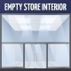 Empty Store Interior - GraphicRiver Item for Sale
