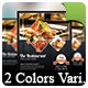 Restaurant Food & Menu Flyer - GraphicRiver Item for Sale