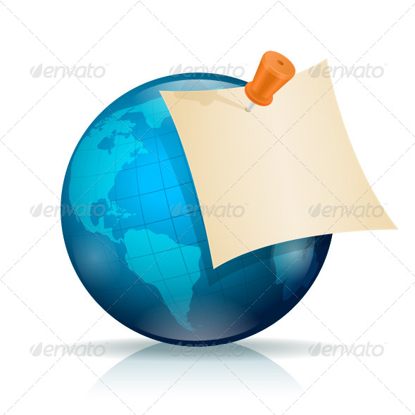 GraphicRiver Global Reminger 7364524