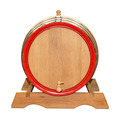 Wine barrel isolated - PhotoDune Item for Sale