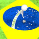 Concept for Brazil 2014 football championship. - PhotoDune Item for Sale