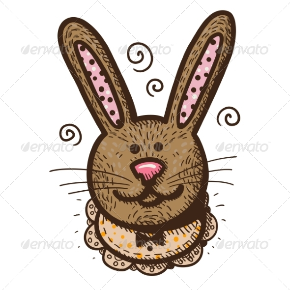 GraphicRiver Easter Bunny 7364942