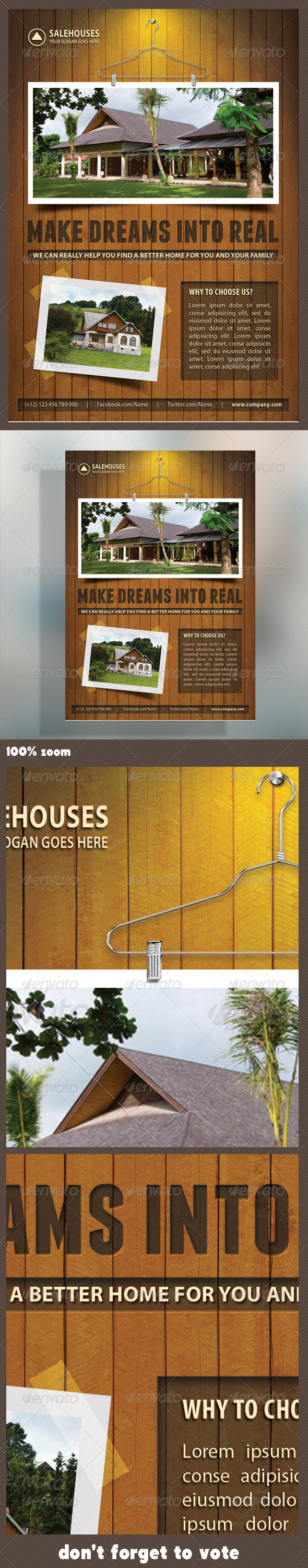 GraphicRiver Real Estate Corporate Flyer 14 7365136
