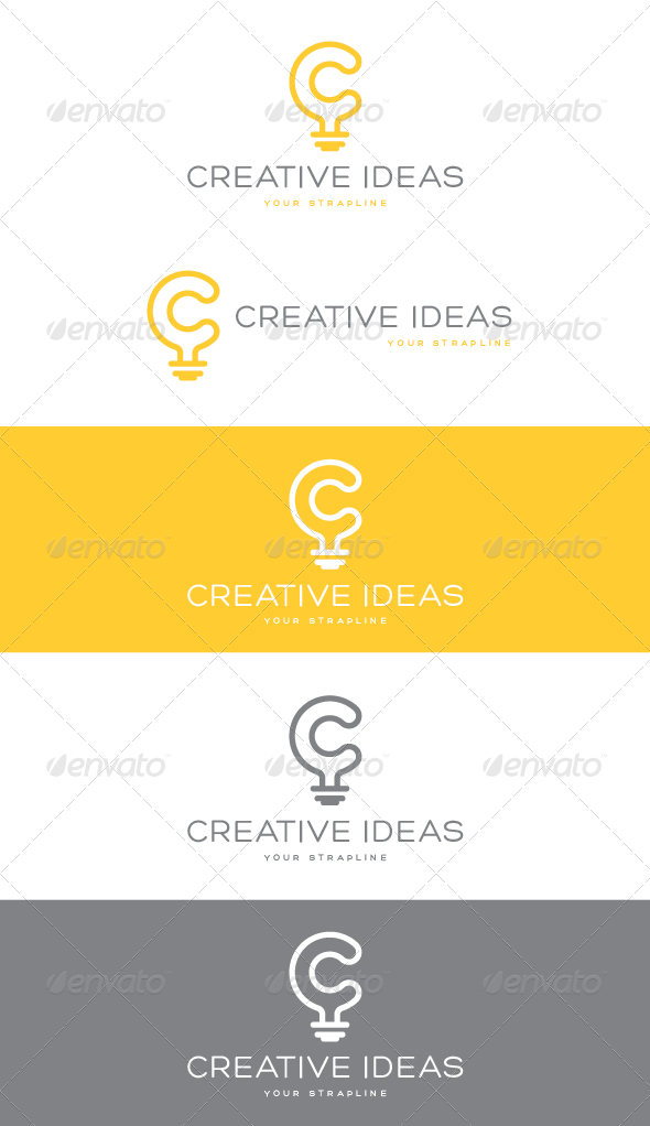 GraphicRiver Creative Ideas Logo 7365402