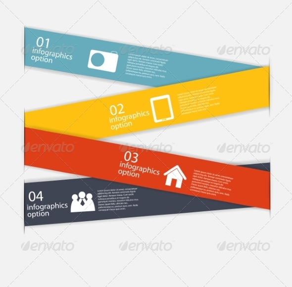 GraphicRiver Infographic Business Template Vector Illustration 7365720