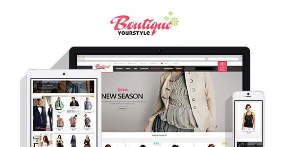ThemeForest Lexus Yourstyle Responsive Opencart Theme 7365897