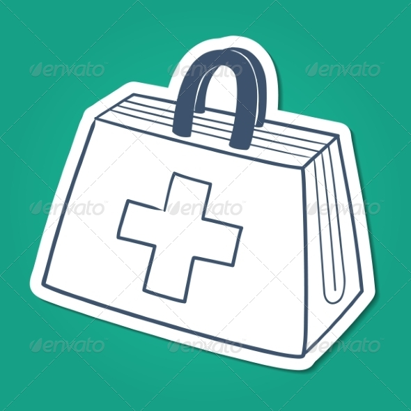 GraphicRiver First Aid Kit 7365921