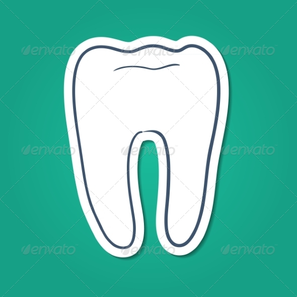 GraphicRiver Tooth 7365942