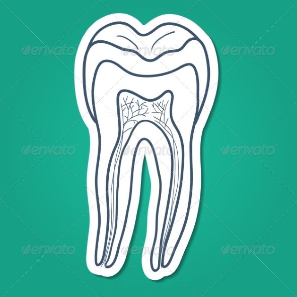 GraphicRiver Tooth 7365943