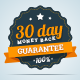 30 Day Money Back Badge - GraphicRiver Item for Sale