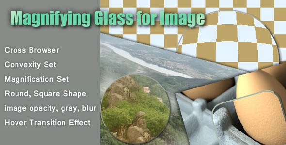 CodeCanyon Magnifying Glass for Image 7369570