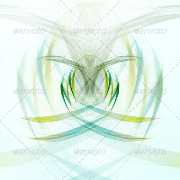GraphicRiver Abstract Wave Background 7371150