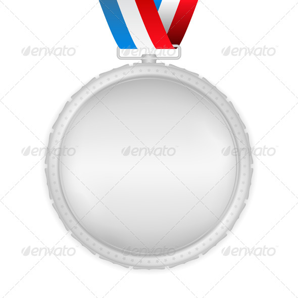 GraphicRiver Silver Medal 7371374