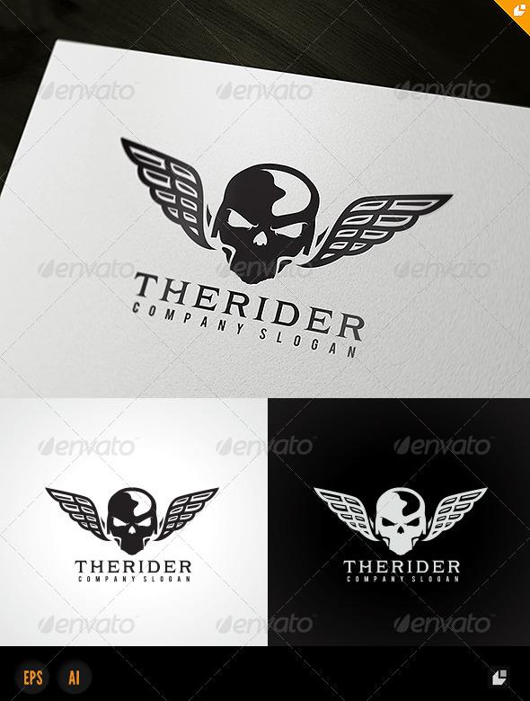 GraphicRiver The Rider 7371375