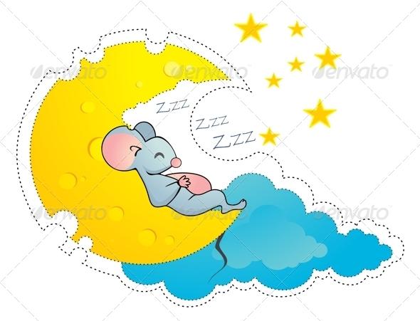 GraphicRiver Cheesy Moon 7371617