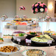 Thai buffet table in restaurant, Thailand - PhotoDune Item for Sale
