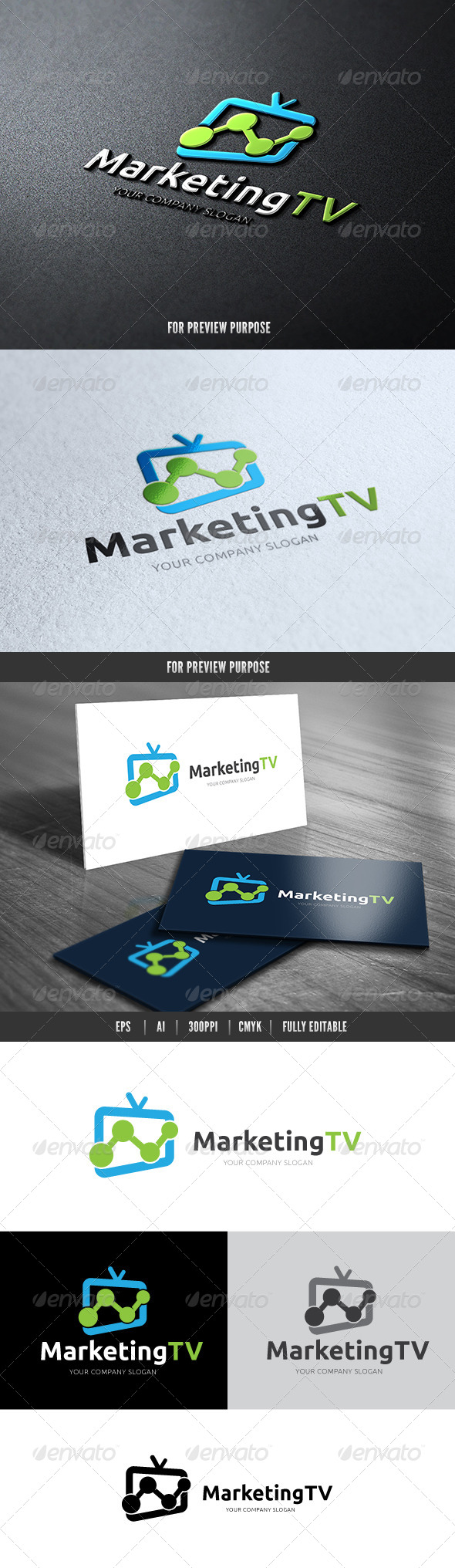 GraphicRiver Marketing TV 7372072