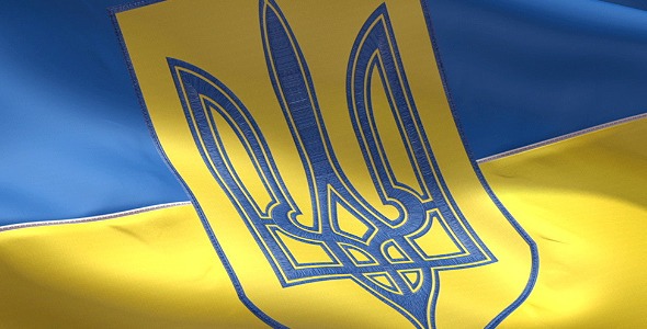VideoHive Ukrainian Flags 7372293