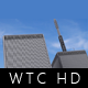 World Trade Center [1973-2001] High Detailed Model - 3DOcean Item for Sale