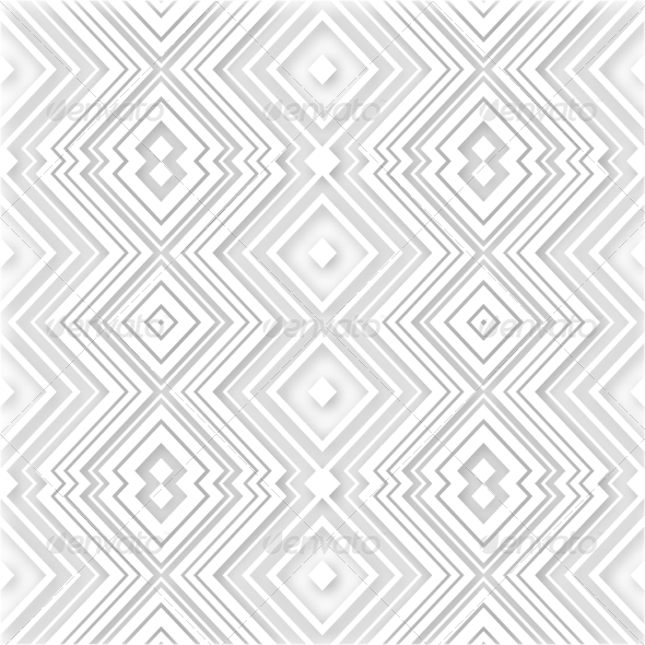 GraphicRiver White Abstract Retro Zigzag Background 7375537