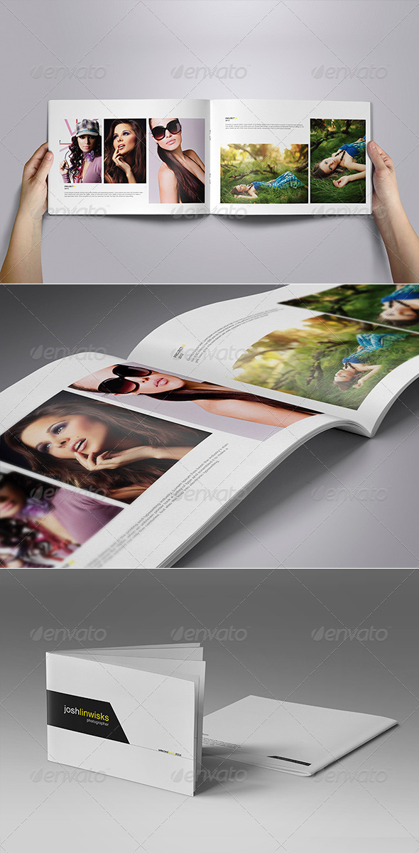 GraphicRiver Minimal Portfolio Vol 2 7375993
