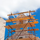 Church Restoration Scaffolding - PhotoDune Item for Sale