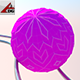 Roll Ball (lilac) - 3DOcean Item for Sale