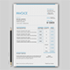 Clean Invoices Vol.1 - GraphicRiver Item for Sale