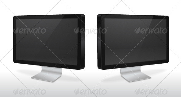 GraphicRiver Dual Monitors 7360969