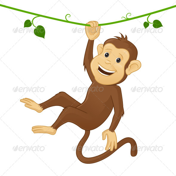GraphicRiver Monkey 7376652