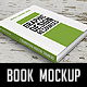 Realistic Book Mock Up - GraphicRiver Item for Sale