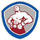 Contender Amateur Boxing League Logo - GraphicRiver Item for Sale