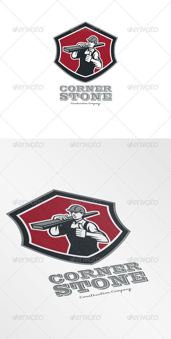GraphicRiver Corner Stone Construction Company Logo 7376952
