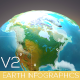 Earth infographics V2 - GraphicRiver Item for Sale