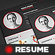 Clean & Elegant Resume - GraphicRiver Item for Sale