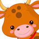 Farm Animals Cow - GraphicRiver Item for Sale