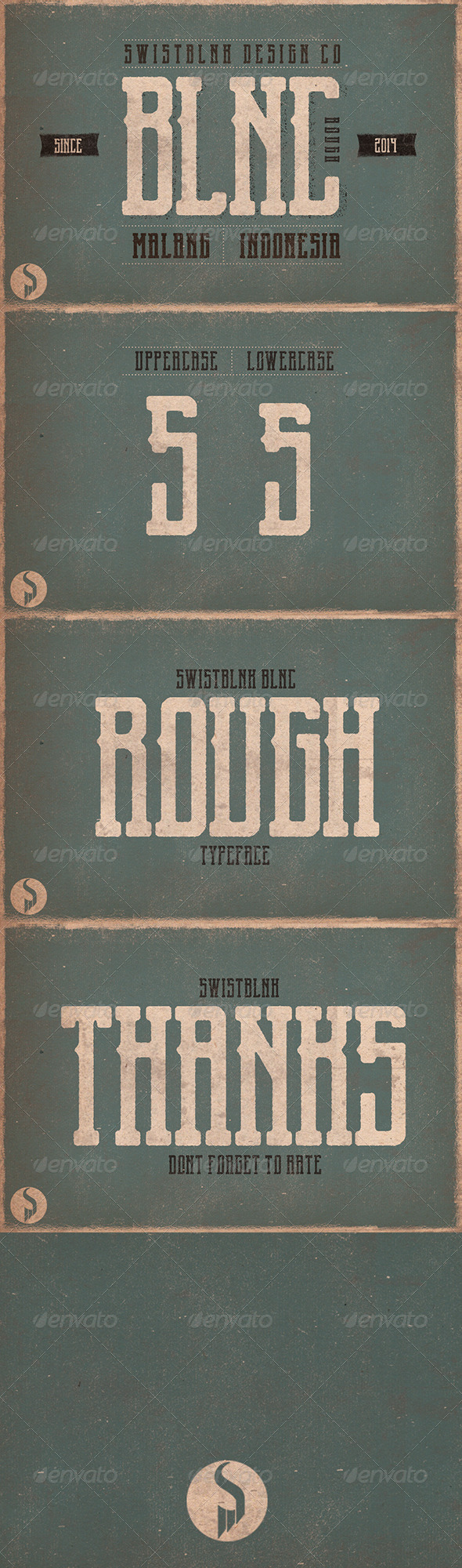 GraphicRiver Blnc Rough 7378158