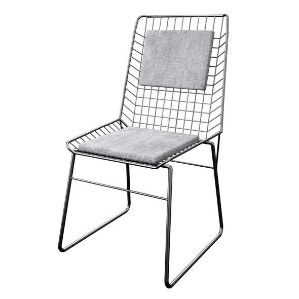 3DOcean Chehoma Chair Silla 7381757