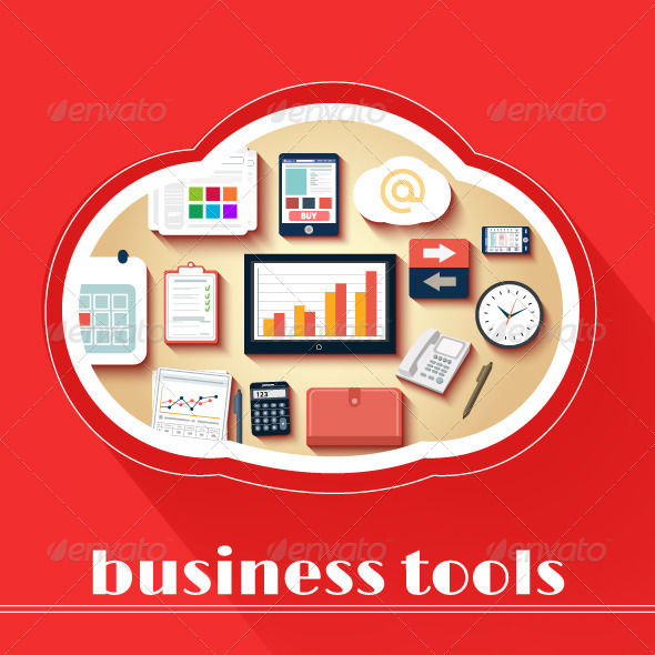 GraphicRiver Business Tools 7369719