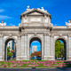 The famous Puerta de Alcala - PhotoDune Item for Sale