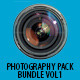 Photography Pack - Bundle Vol 1 - GraphicRiver Item for Sale