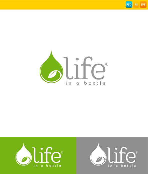 GraphicRiver Leaf Logo 7383273