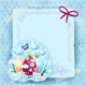 Easter Card with Eggs and Copy Space - GraphicRiver Item for Sale