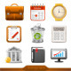 Businesss Icons Set1 - GraphicRiver Item for Sale