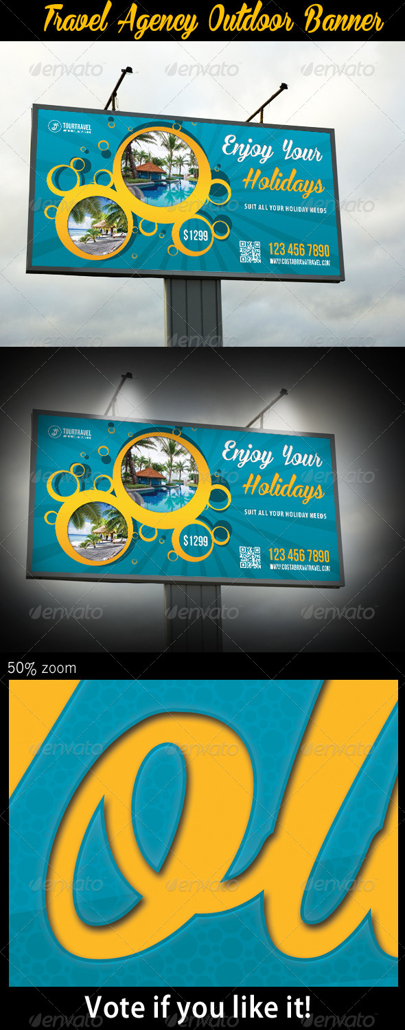 GraphicRiver Travel Agency Outdoor Banner 02 7384029